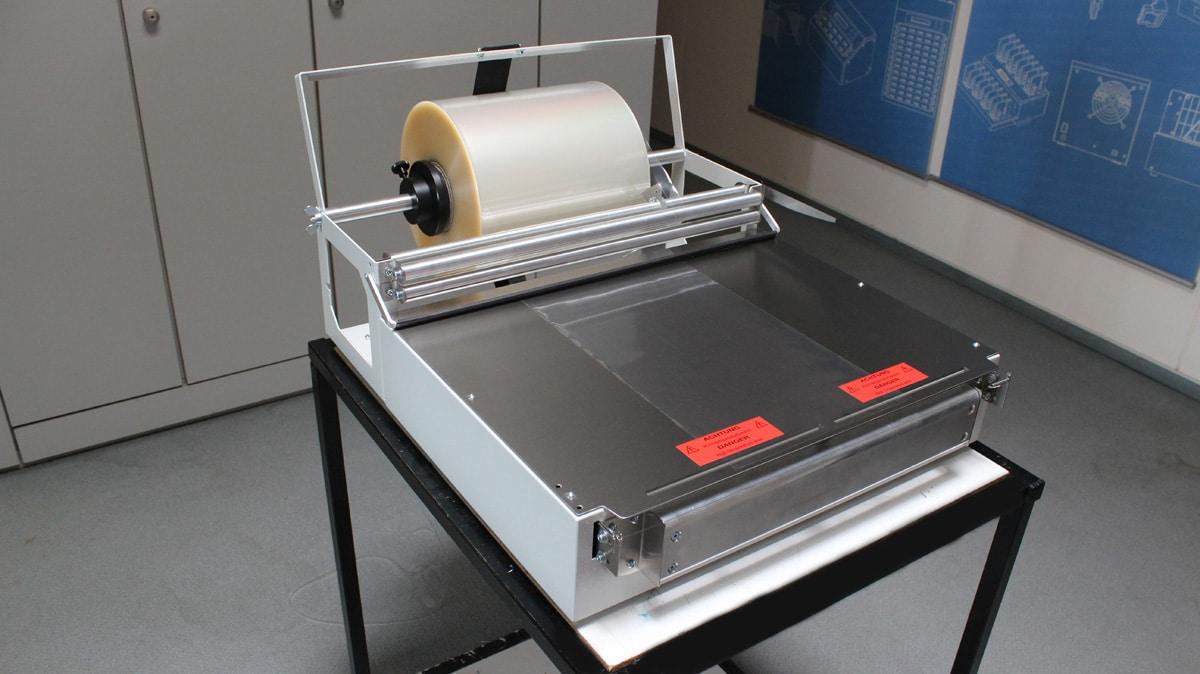 Carton Overwrapping cellophane machine
