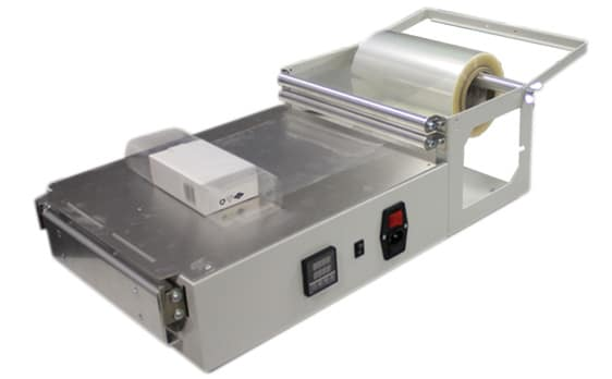 professional cellophane overwrapping machine